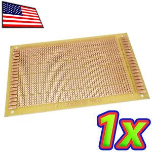 9 x 15 cm DIY PCB Prototype Circuit Solder BREADBOARD - Discrete DIP