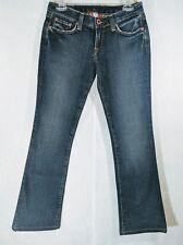 LUCKY BRAND Womens Lola Boot Cut Dark Wash Tag Size 4/27