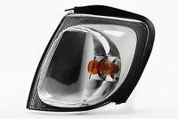 Nissan Terrano MK2 99-06 Front Indicator Repeater Black Rim Passenger OEM Hella