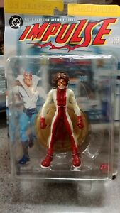 """DC Direct """"Impulse"""" Action Figure 2000 Carded"""