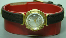 VINTAGE LADIES TUDOR WINDING SWISS MADE WRIST WATCH OLD USED ANTIQUE