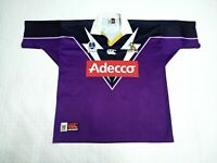 NRL Melbourne Storm Vintage Canterbury Rugby League Jersey Shirt