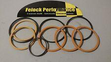 TH350 Teflon Ring Kit FULL KIT - 9 Rings - Drag Race - Heavy Duty - Off Road