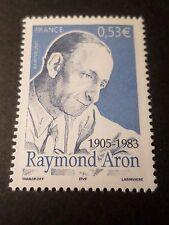 [D*] FRANCE 2005, timbre 3837, CELEBRITE, ARON, neuf**, MNH STAMP CELE