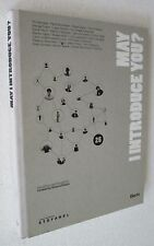 MAY I INTRODUCE YOU ? libro Electa Arte contemporanea Ginevra Elkan