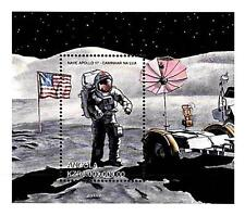ANGOLA 1999 SPACE =APOLLO 11 S/S MAN ON MOON MNH ** MAIS CARTO, AMIGO?