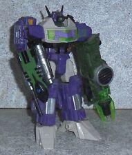 Transformers Energon SHOCKWAVE Incomplete Mega Class
