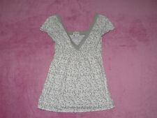 Abercrombie & Fitch   T-Shirt   /  Tunika  Gr.  XS