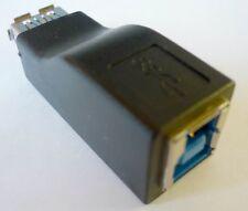 USB 3.0 Adapter A-Buchse auf B-Buchse Delock 65181 ABU - BBU A-BU - B-BU