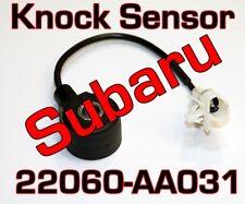 SUBARU IMPREZA LEGACY SVX KNOCK SENSOR 22060-AA031