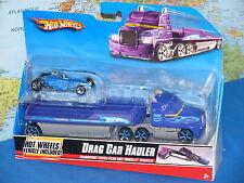 Hot Wheels historia transportador granja Camión plataforma baja Mattel R1073