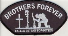 BROTHERS FOREVER POW MILITARY PATCH