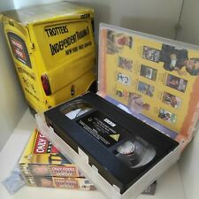 ONLY FOOLS AND HORSES - TRILOGY VHS VIDEO TAPE BOX SET