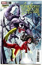 Venom #24 Rock-He Kim Spider-Woman Variant Marvel Comics 2020 (NM)