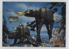 1997 Topps Star Wars: Vehicles #32 AT-AT Non-Sports Card 1k3