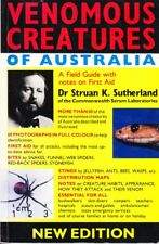 SNAKES SPIDERS VENOMOUS CREATURES AUSTRALIA -SUTHERLAND FAST FERE POST FROM SYDN