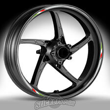 Adesivi moto YAMAHA MT-09 - RACING 7 -  stickers cerchi ruote wheels strisce