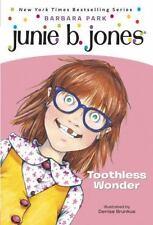 Junie B., First Grader: Toothless Wonder: By Park, Barbara