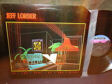 """Jeff Lorber """"In The Heat of the Night"""" LP"""