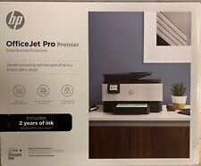 HP OfficeJet Pro 9019-Premier All-in-One Printer Print Copy Scan, Fax-NEW-SEALED