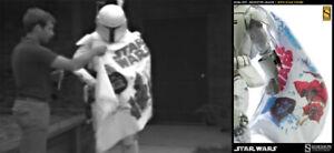 Star Wars Sideshow EXCLUSIVE Boba Fett Prototype Armor 1/6 Figure Mandalorian