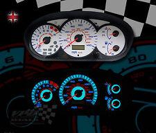 Honda Civic EP1-2  1.6 0-140mph interior speedo dash panel light bulb dial kit