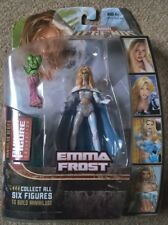 Marvel Legends Annihilus serie Emma Frost figura