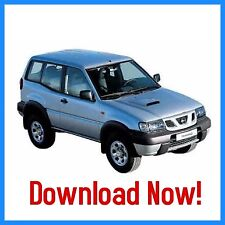 NISSAN Terrano R20 SERIES WORKSHOP SERVICE REPAIR MANUAL DOWNLOAD