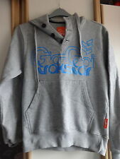 #Y18- Grey Hoody From Gio Goi - Size XS