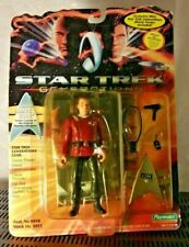 Star Trek Playmates Generations Captain James T Kirk 5 inches Action Figure