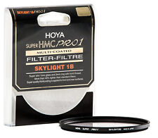 Nuevo Genuino HOYA 52 mm Skylight 1B Super HMC PRO1 MULTI-Coated Filter Glass