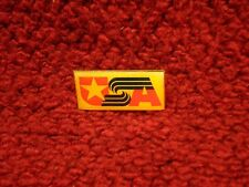 USA Star and Stripes Pin Made in USA circa 1990s