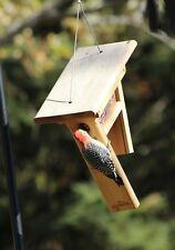 Kettle Moraine The Clinger Woodpecker Wild Bird Feeder Peanut Mix Feeder