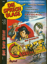 Die Sprechblase - Comic-Magazin Nr. 214 mit Beilage -  34.Jahrg.  Mai 2009
