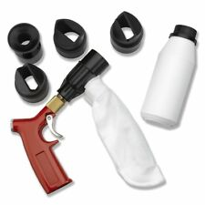Pro Pneumatic Closed Cycle Air Spot Shot Sand Blaster Compressor Tool Kit