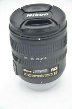 Nikon Nikkor AF-S  18-70mm F3.5-F4.5 G ED DX Lens