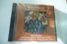 KLAVIERTRIOS CD NEUF HAYDN MOZART MERSSON . TRIO MERSSON. DORON MUSIC