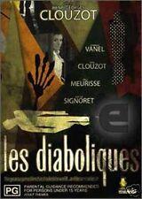 Diabolique NEW PAL Arthouse DVD Henri-Georges Clouzot Simone Signoret France