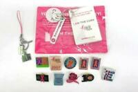 10 Race For The Cure Breast Cancer Pins Portland OR '98-'07 Clinique Zipper Pull