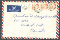 "CANADA MILITARY COVER C.F.P.O. CANCEL ""42"""
