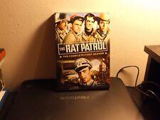 Rat Patrol - The Complete First Season (DVD, 2006, 4-Disc Set, Full Screen)MINT