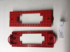 Lego 2X Eisenbahn-Motorrahmenplatte 6 x 16 Sin Imán