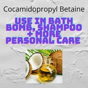 Cocamidopropyl Betain Surfactant Shampoo Soap Bubble Bath Body Wash Bathbomb 500