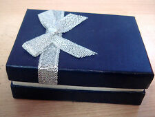 Brand New Two Jewellery boxes!!!! Special Offer!!! Xmas Gift Boxes.