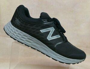 New Balance Fresh Foam 1165 Black/Gray Walking Shoes MW1165BK Men 15 (4E) EUR 50