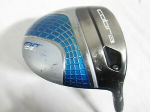 Used RH Cobra AMP Cell Blue Adj Driver Fujikura Fuel Graphite Stiff S Flex