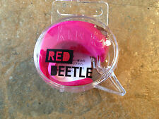 Knog Beetle Silicon Light - Red Flashing - Multi Modes - NEW - Pink