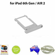 for iPad AIR 2 - SIM Card Tray - SILVER - Replacement Part