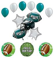 Mayflower Products Philadelphia Eagles Football Party Supplies  Balloon