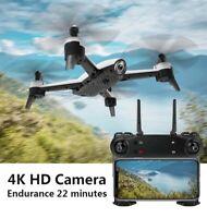 WiFi FPV RC Drone 4K Optical Flow 1080P HD Dual Camera Aerial Video Quadrocopter